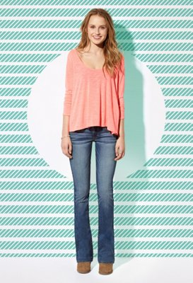 Jul 24, · IN kohls Candies jeans in the dark wash i wear a 13 and in the light wash i wear What size should i wear in AE? And which is the best kinda jeans they have i Status: Resolved.
