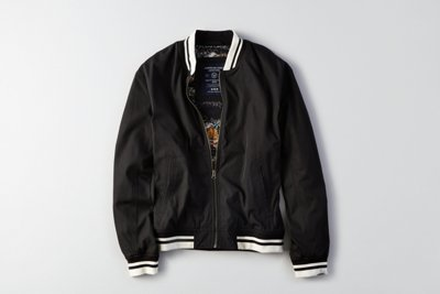 Resort Bomber Jacket