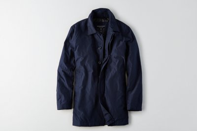 Nylon Mac Jacket