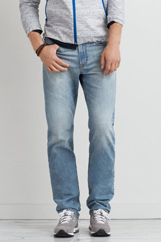 Relaxed Straight Jean  - Buy One Get One 50% Off