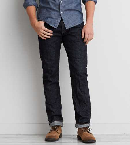Slim Straight Selvedge Jean  - Buy One Get One 50% Off