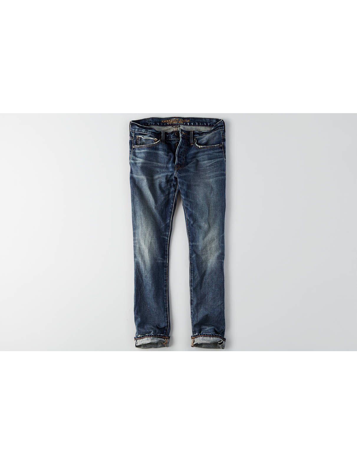 Display product reviews for Slim Selvedge Jean