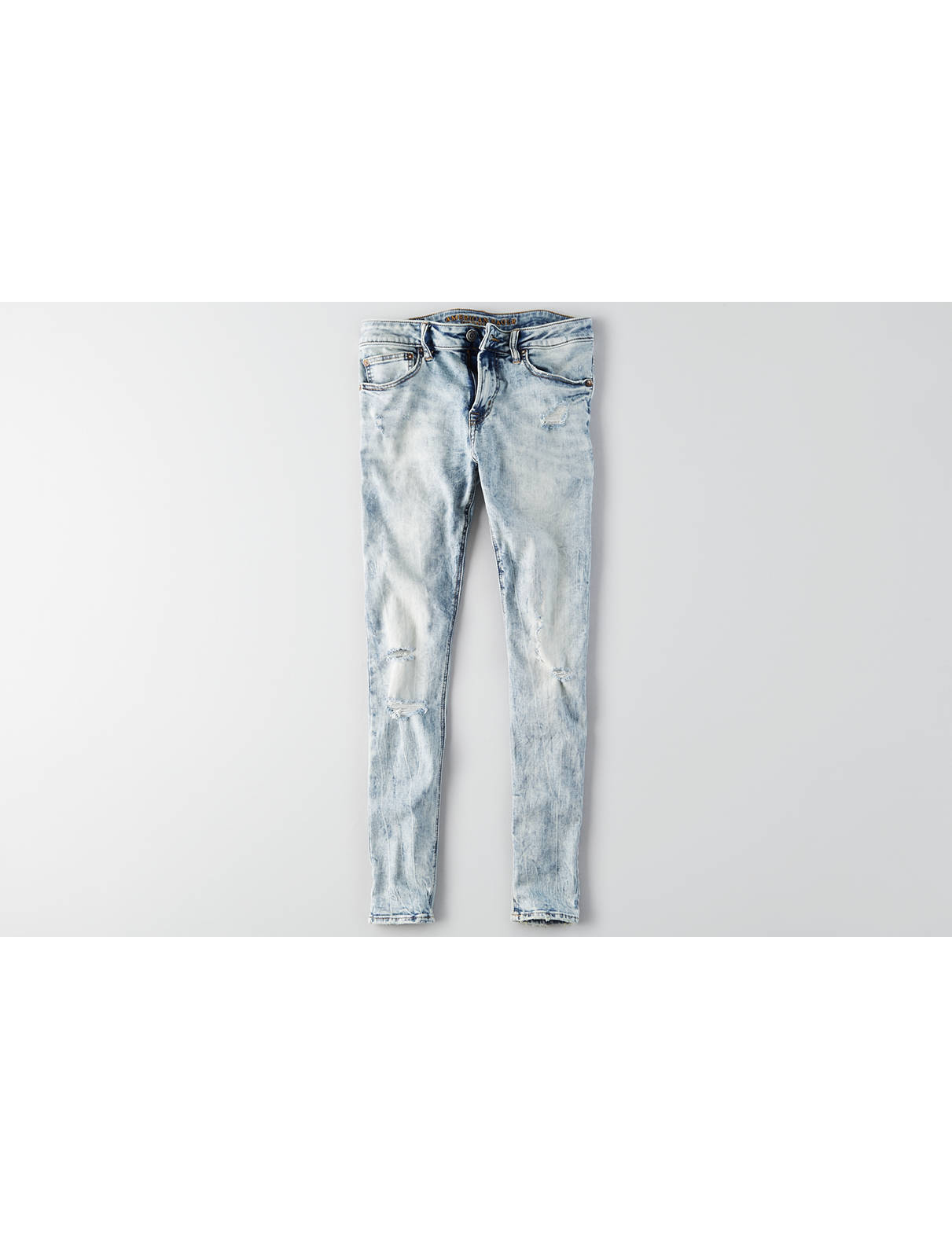 Display product reviews for AEO Extreme Flex Skinny Jean
