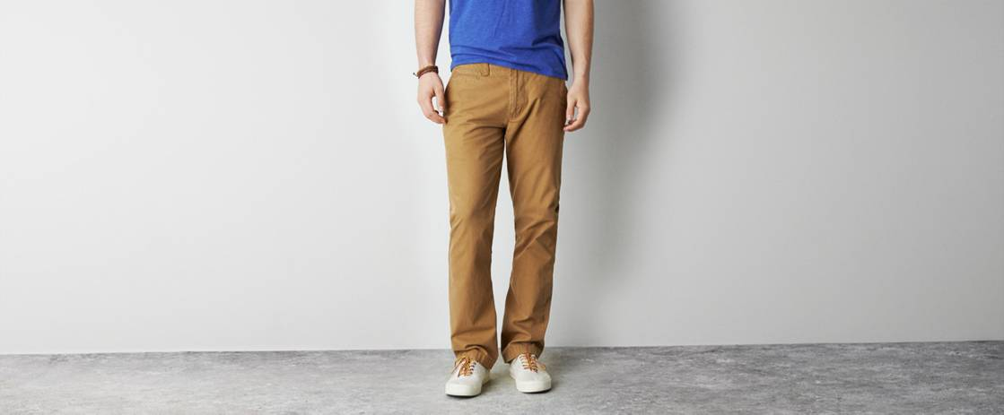 Honey AE Original Straight Khaki