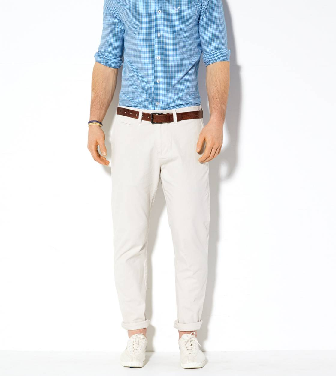 Sail AE Slim Straight Khaki