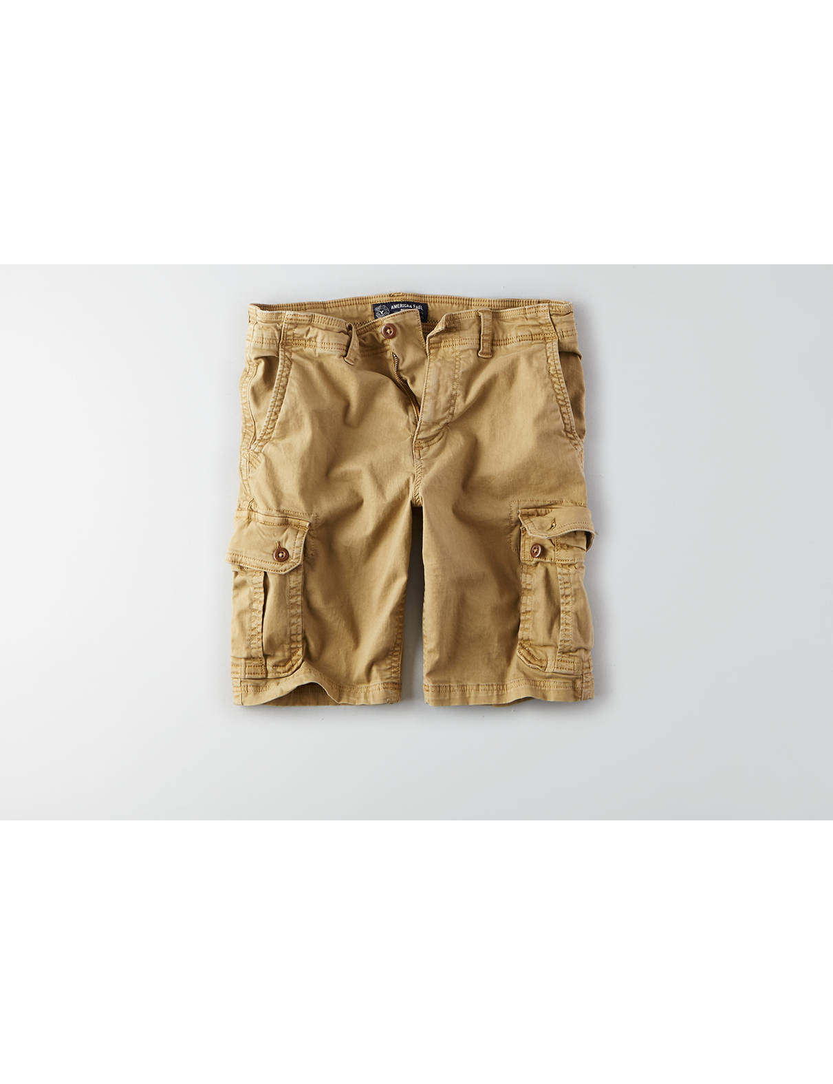 Display product reviews for AEO Active Flex Classic Length Cargo Short