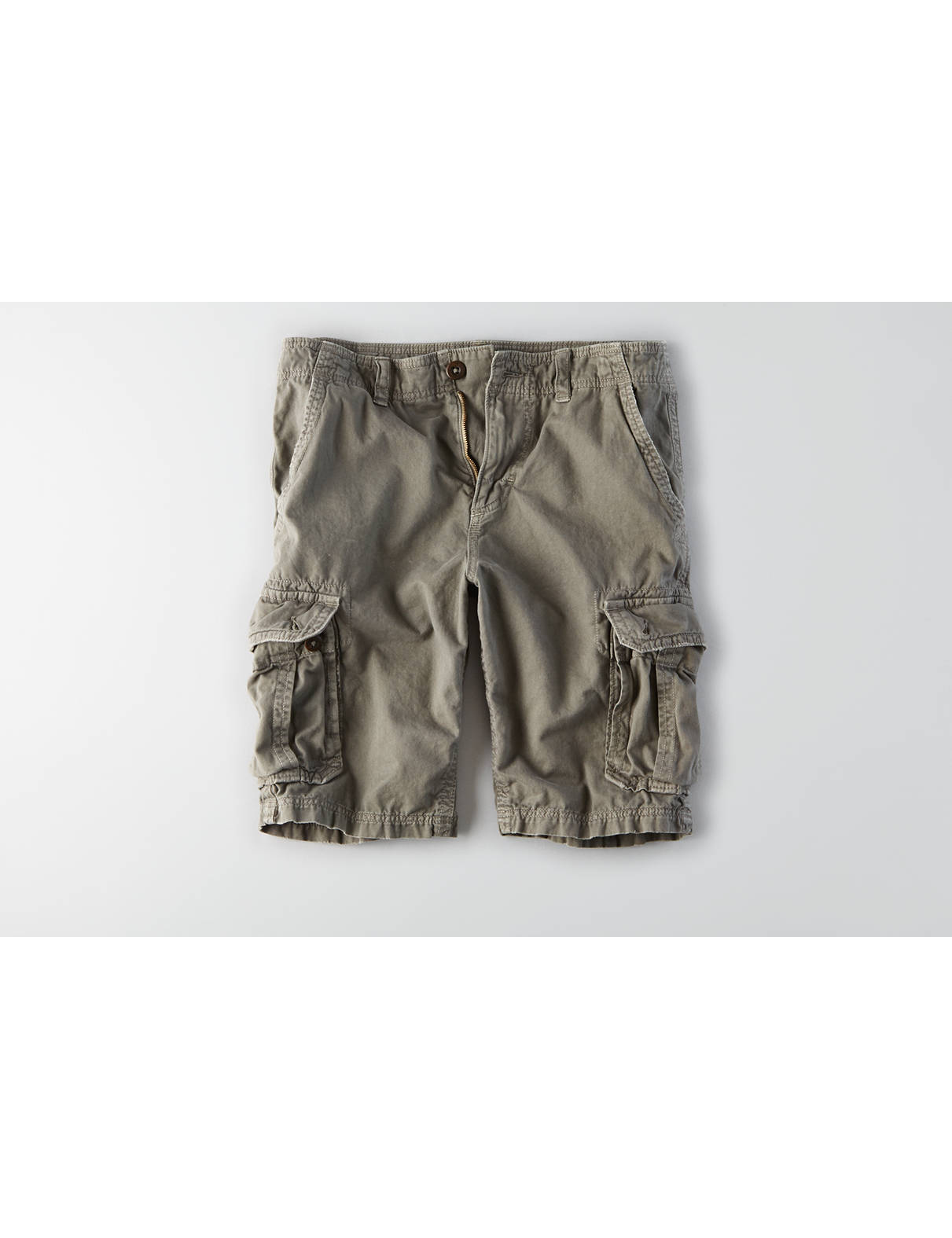 Display product reviews for AEO Longer Length Cargo Short