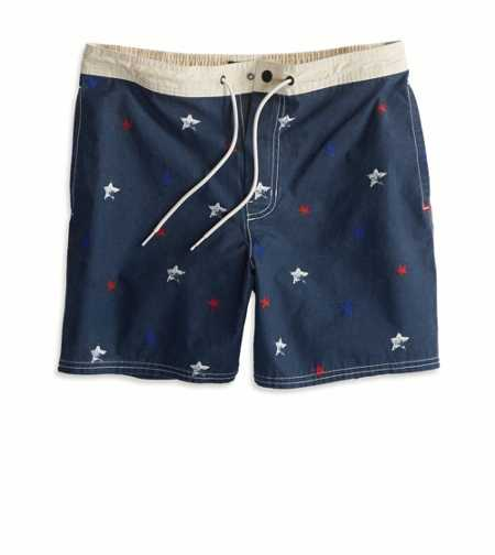 AE Printed Swim Trunk - Buy One Get One 50% Off