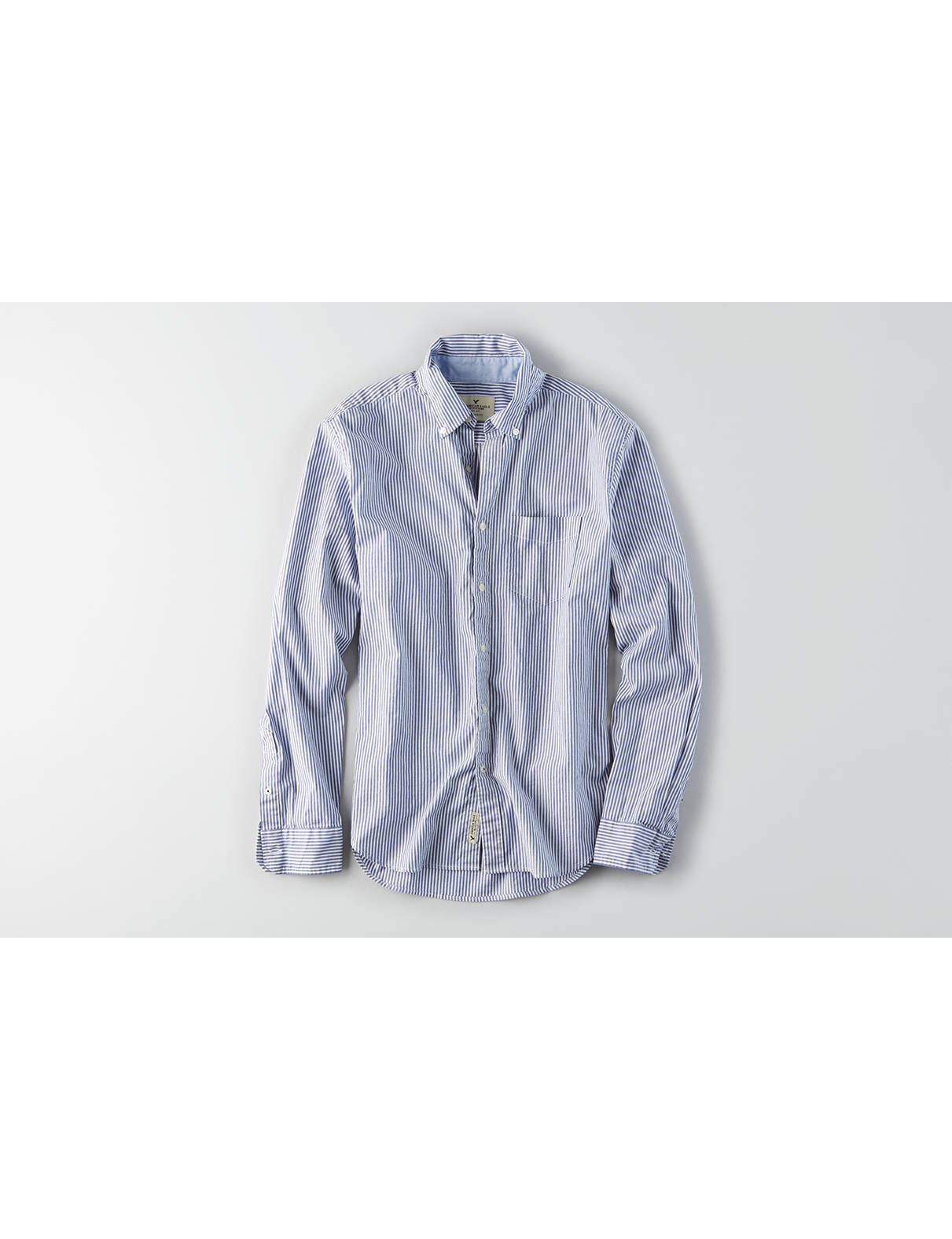 Display product reviews for AEO Print Core Flex Shirt