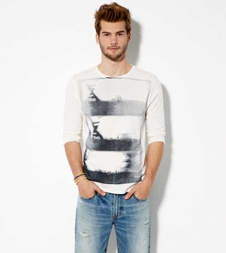 AE Photo Real Long Sleeve T-Shirt - Buy One Get One 50% Off