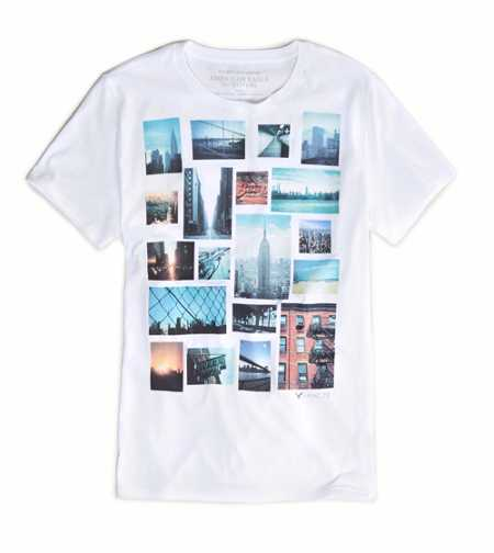 AE Photo Real T-Shirt