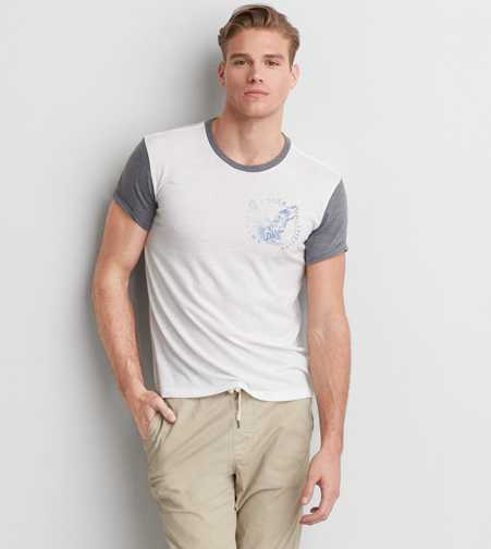 AEO Heritage Graphic T-Shirt