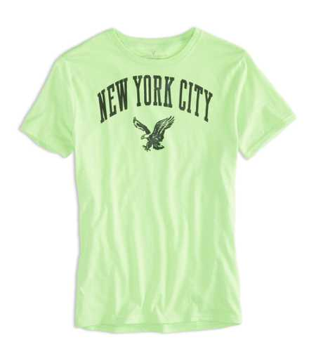 AE NYC Graphic T-Shirt - Buy One Get One 50% Off