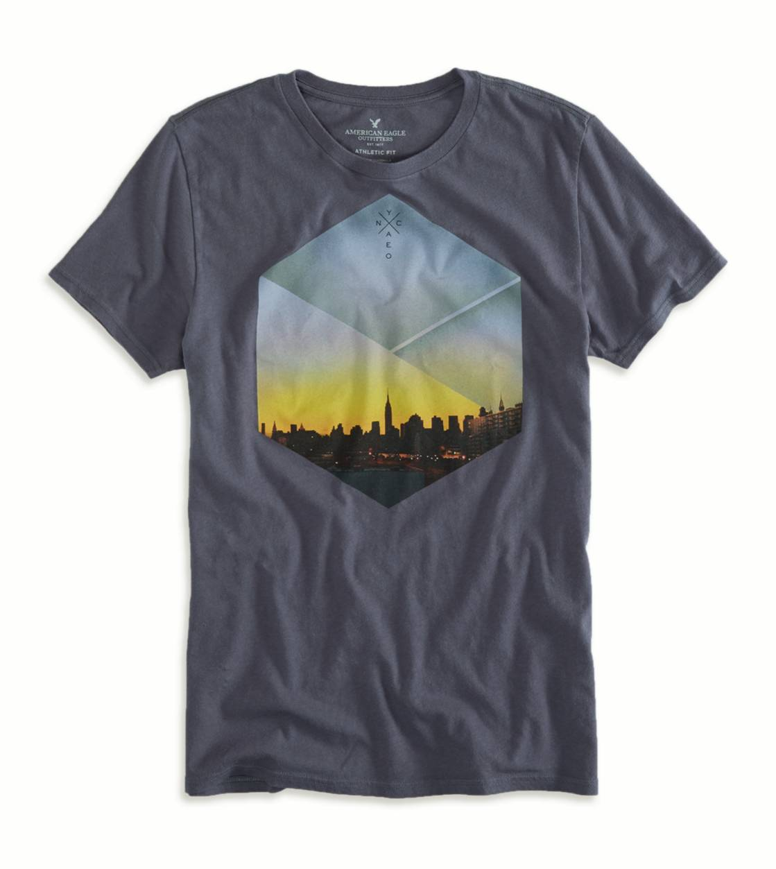 Grey Branch AE Photo Real T-Shirt
