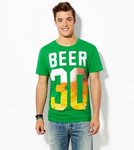 AE Beer 30 Graphic T-Shirt