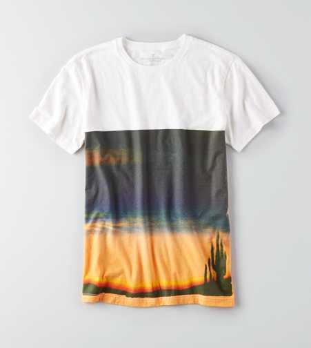AEO Photoreal Graphic T-Shirt