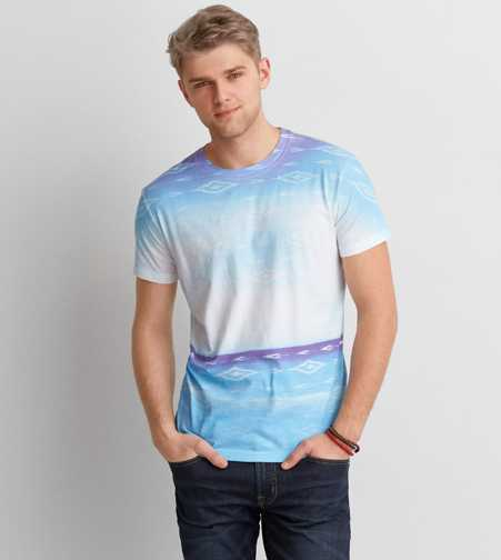 AEO Pattern Graphic T-Shirt