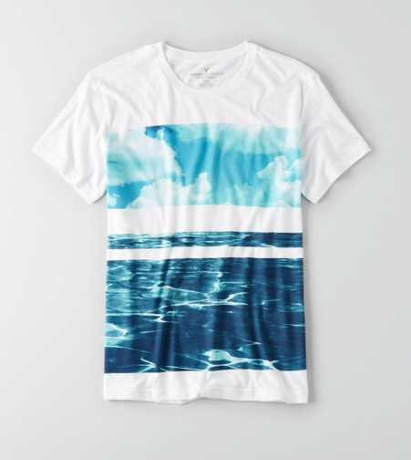 AEO Photo Real Graphic T-Shirt