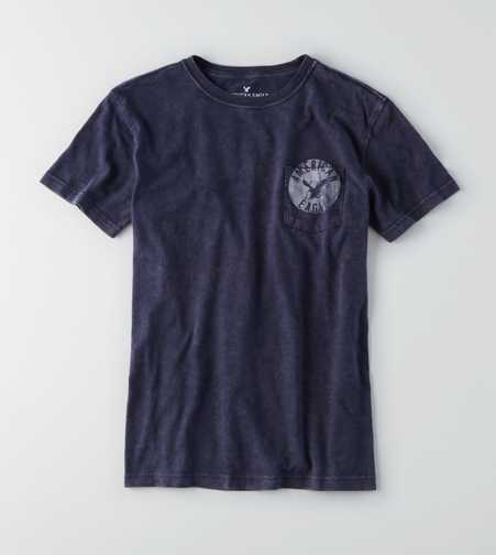 AEO Burnout Graphic T-Shirt