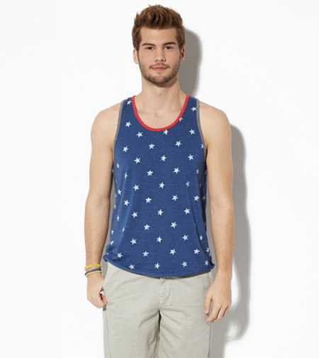 AE Stars Tank - Buy One Get One 50% Off