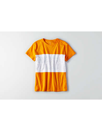 AEO Flex Oversized Crew T-Shirt -