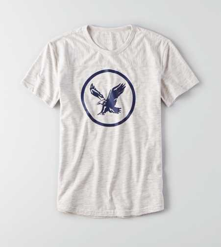 AEO Vintage Applique Graphic T-Shirt  - Buy One Get One 50% Off