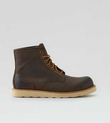 AEO Lumber Up Plain Toe Boot