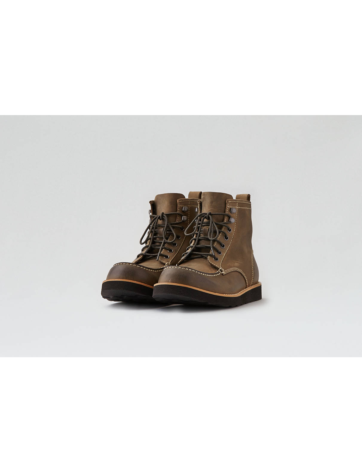 Mens Leather Boot | American Eagle Outfitters