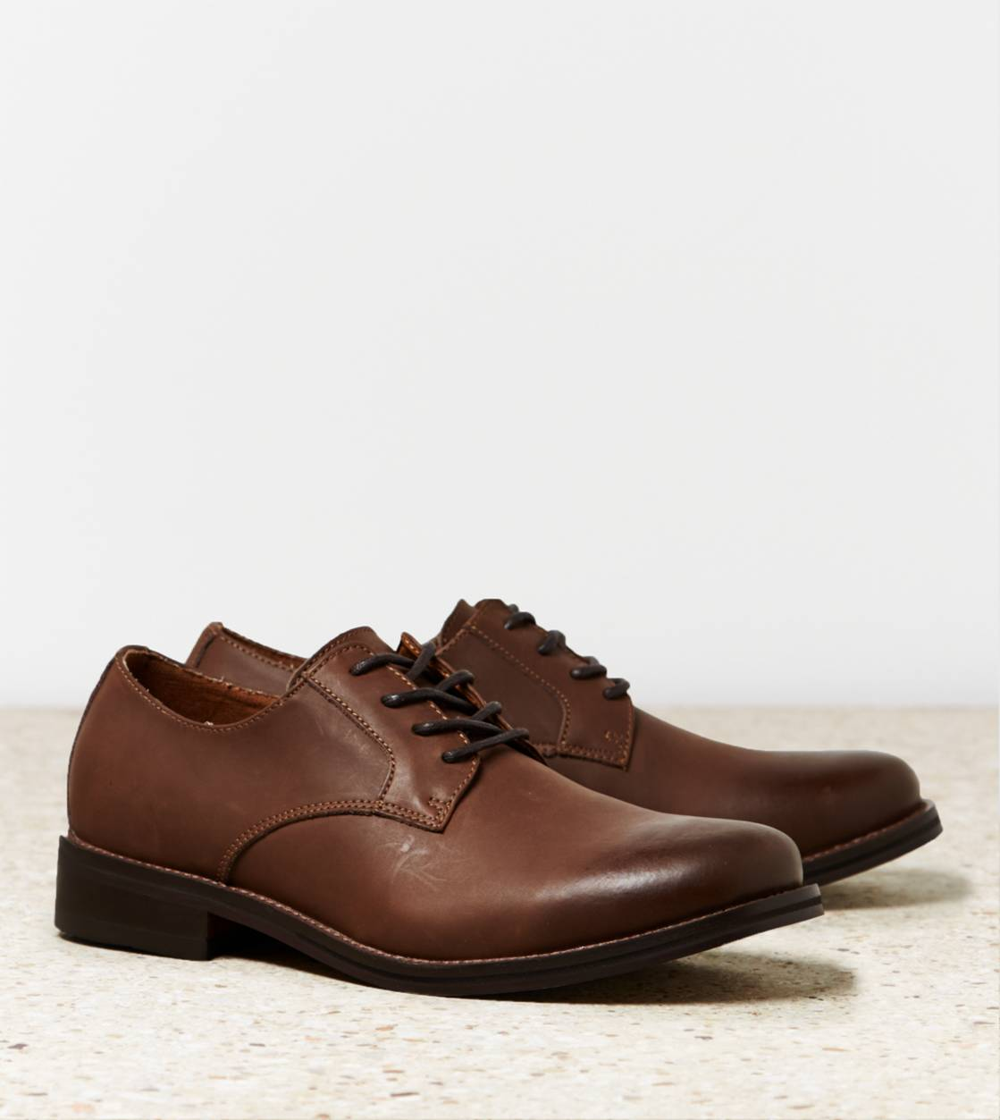 Brown AEO Oxford Shoe