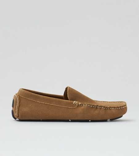 AEO Suede Driving Moccasin - Free Shipping