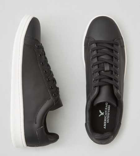 AEO Lace-Up Court Sneaker