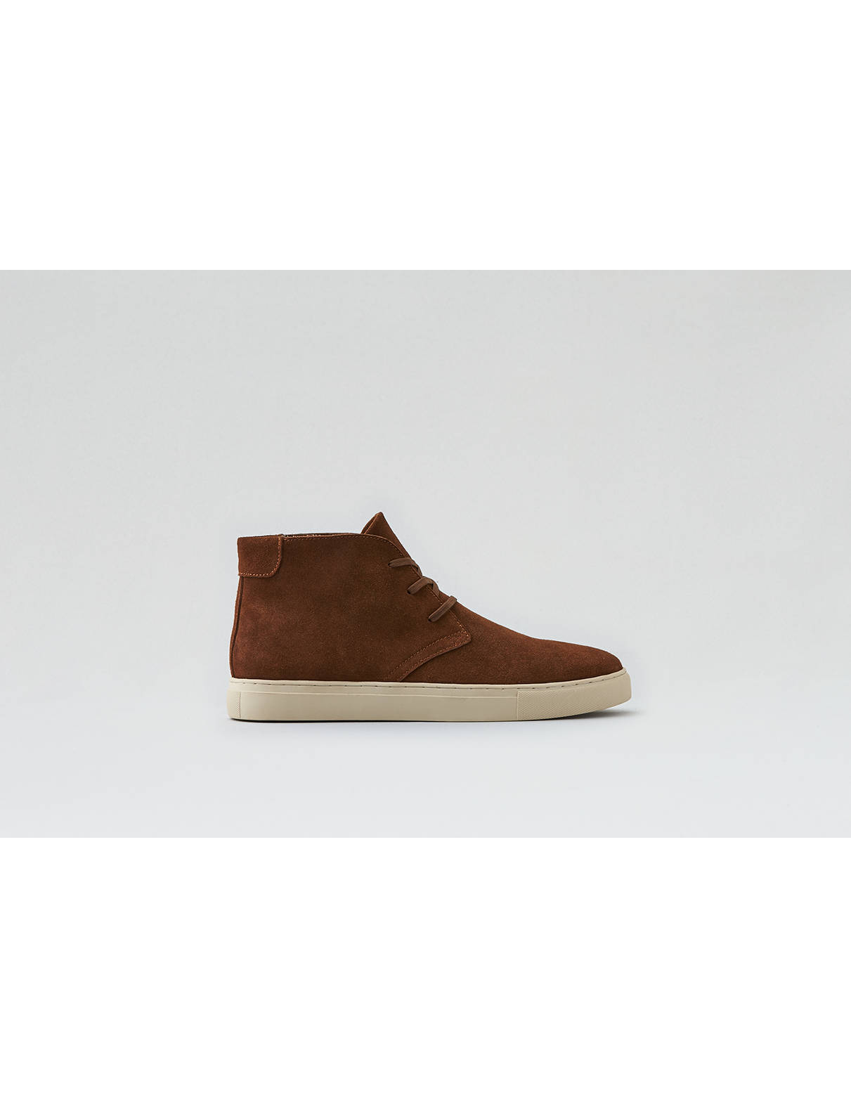 Display product reviews for AEO Suede Chukka Sneaker