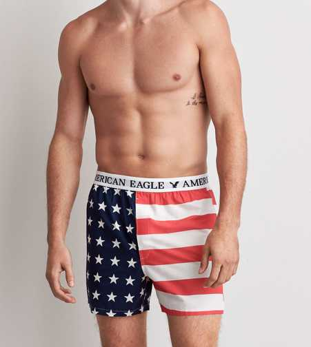 AEO Stars & Stripes Boxer