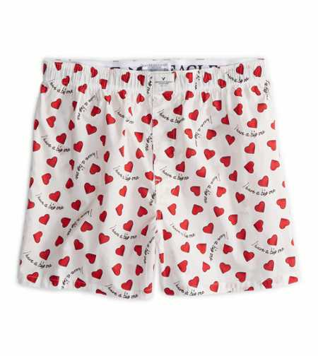 AE Hearts Boxer - 2 for $20