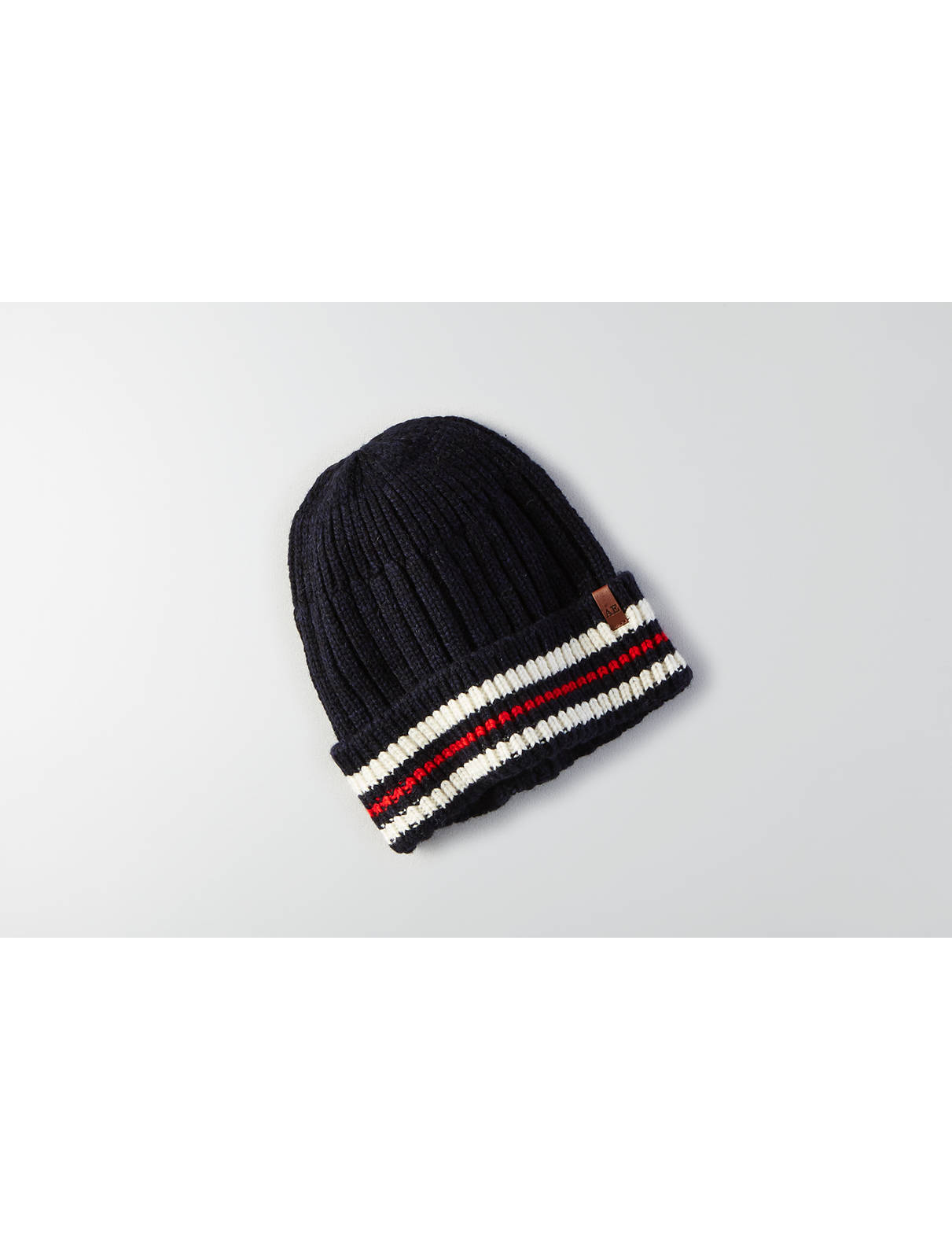 Display product reviews for AEO Chunky Turn-Up Beanie