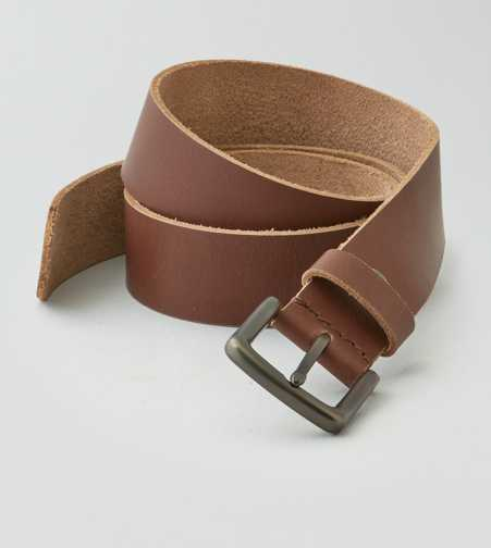 AEO Natural Leather Belt