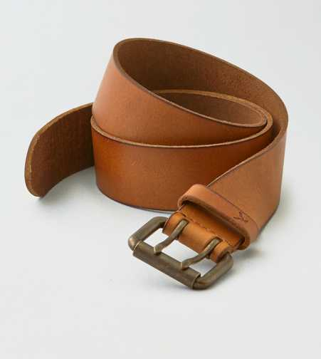 AEO Oiled Leather Belt