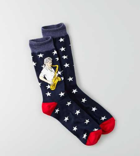 AEO Chill Bill Fun Sock - Buy One Get One 50% Off