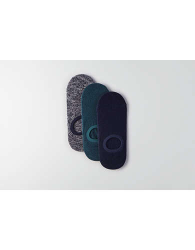 AEO No Show Socks 3-Pack - Buy One Get One 50% Off