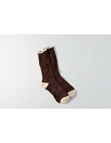 AEO Stripe Cuff Boot Socks - Buy One Get One 50% Off