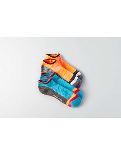 AEO Flex Low-Cut Socks 2-Pack - Buy One Get One 50% Off