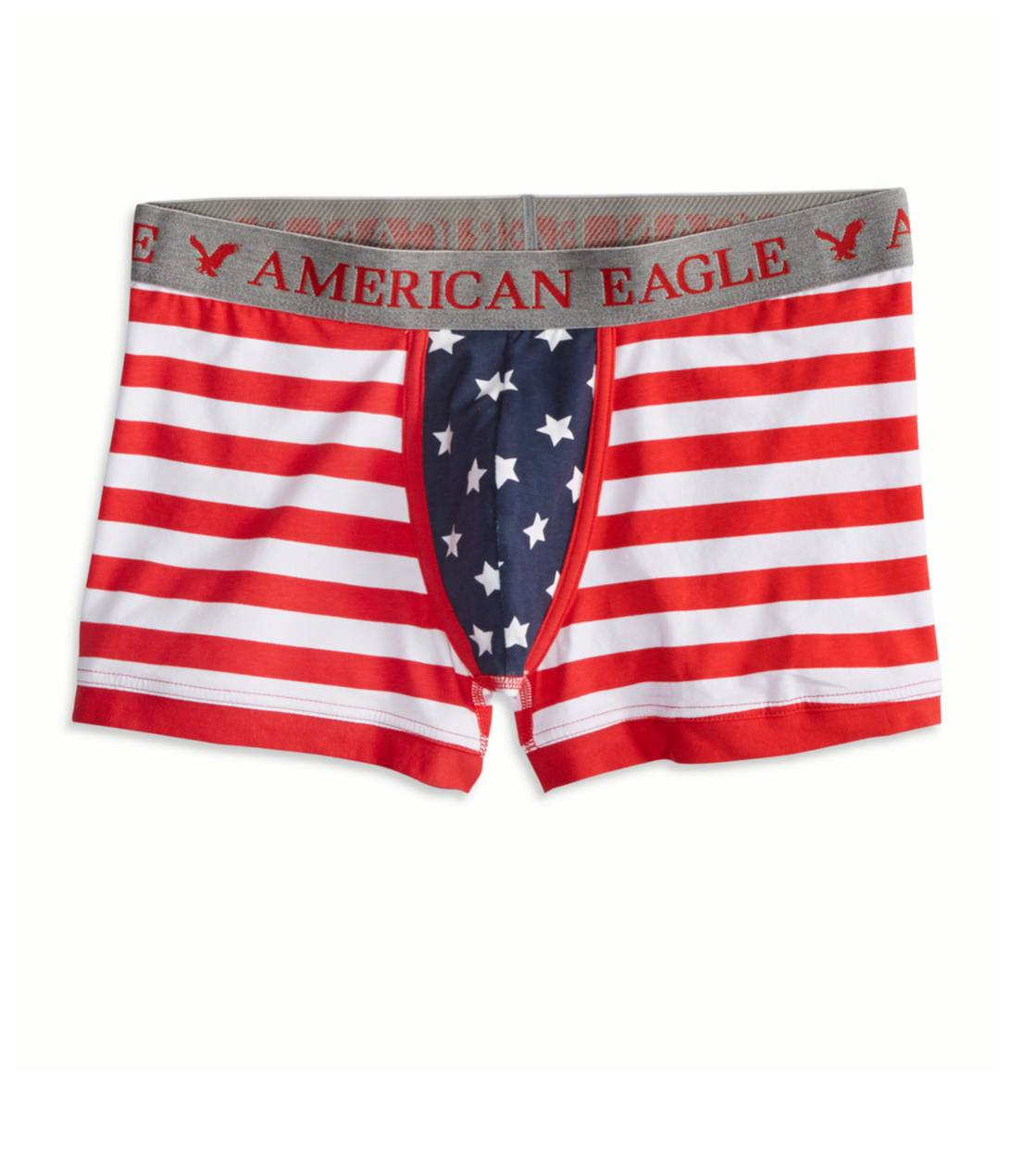 Multi AE Flag Athletic Trunk