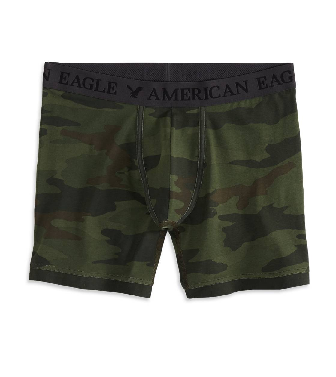 Green AE Camo Athletic Trunk