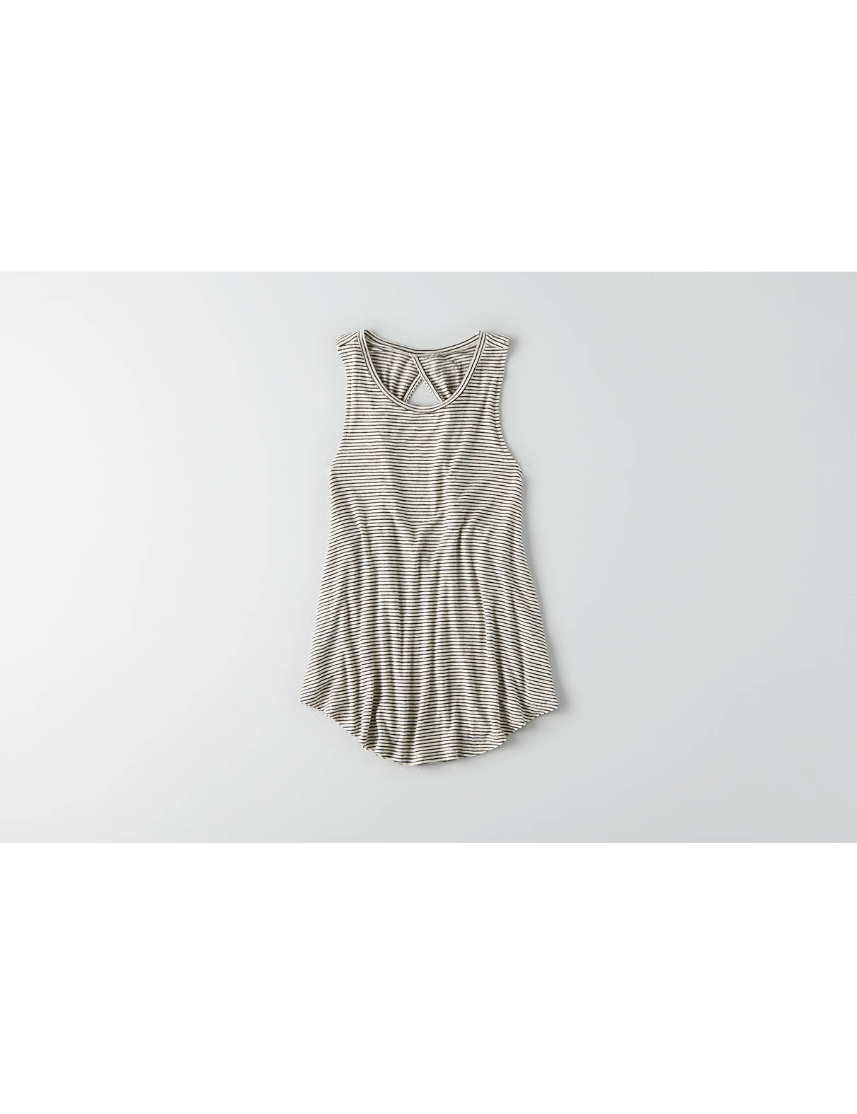 Display product reviews for AEO Twist Back Tank