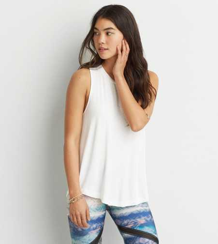 AEO Soft & Sexy Drapey Tank  - Buy One Get One 50% Off