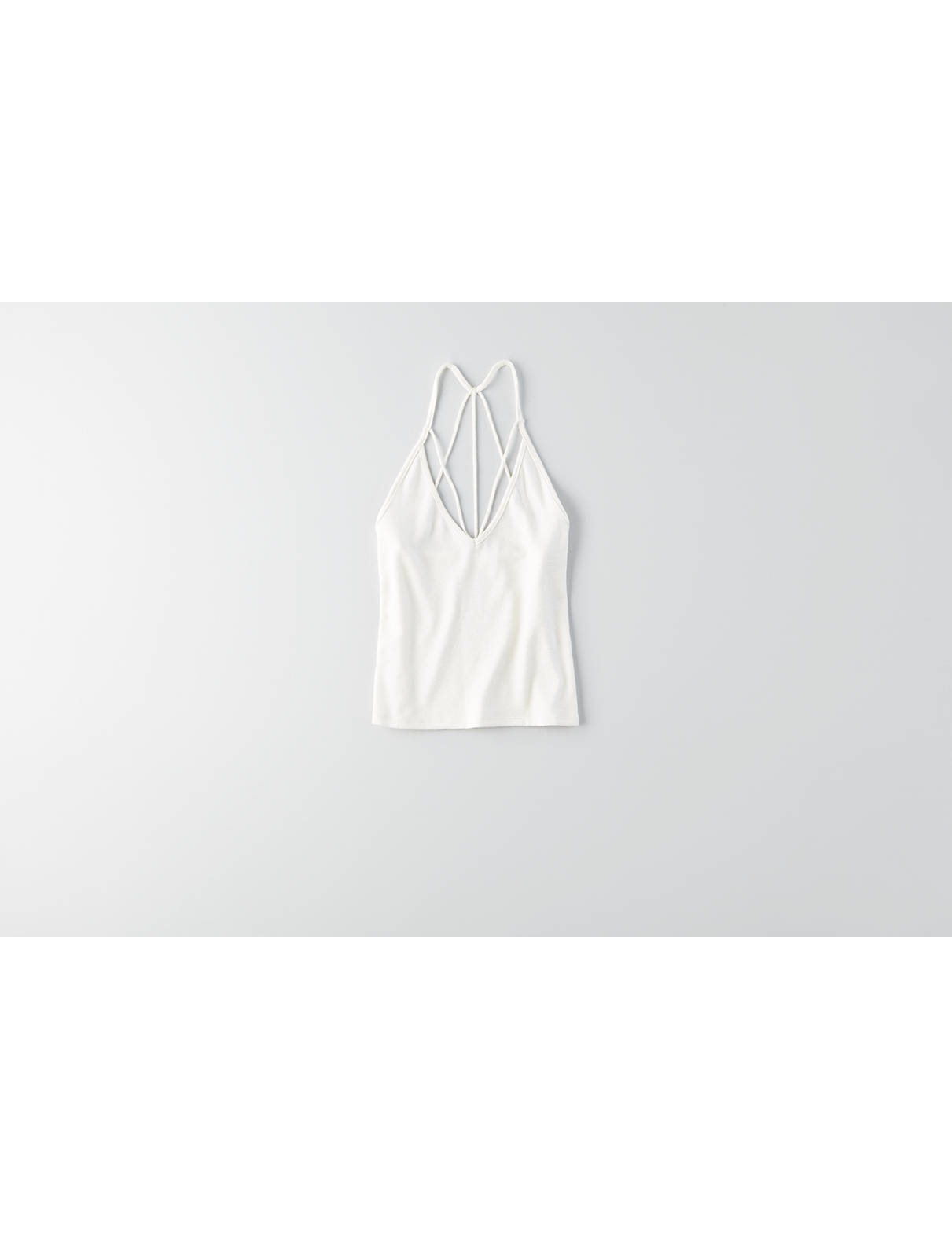 Display product reviews for AEO First Essentials Strappy Tank