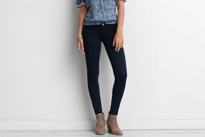 Jegging Sateen X