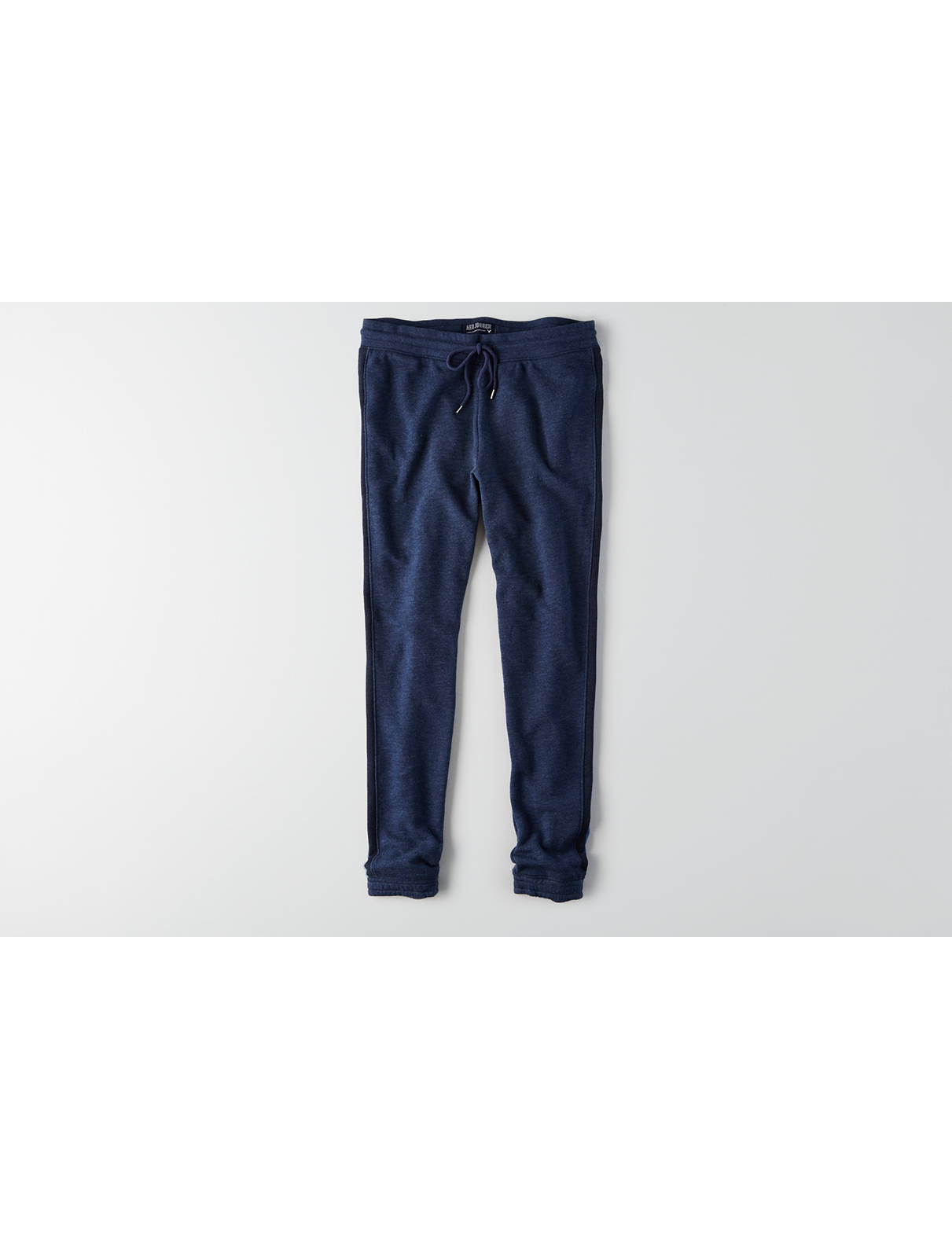 Display product reviews for AEO Striped Inset Jogger