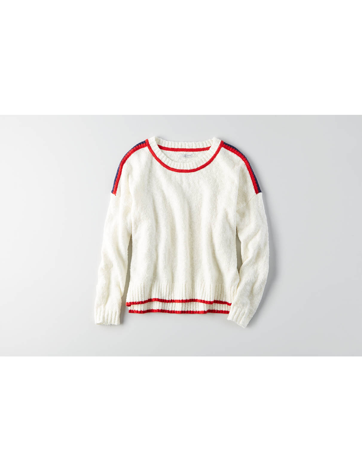 Display product reviews for AEO Tipped Sweater