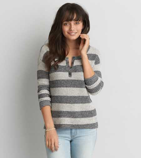 AEO Pullover Henley